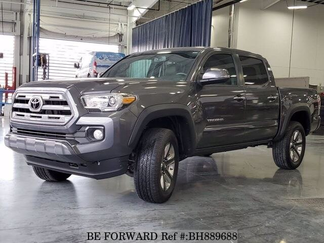 Used 2017 TOYOTA TACOMA BH889688 for Sale