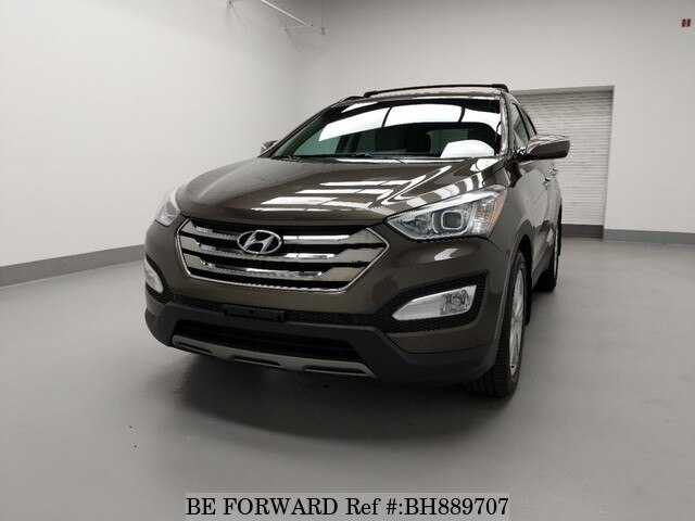 Used 2014 HYUNDAI SANTA FE BH889707 for Sale