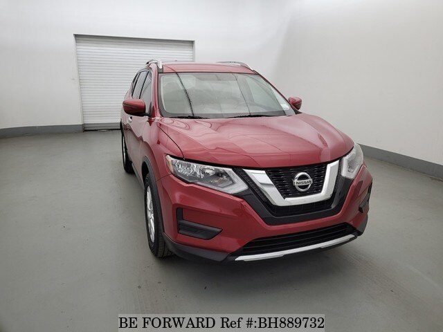 Used 2017 NISSAN ROGUE BH889732 for Sale