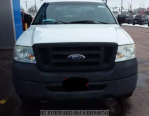 Used 2007 FORD F150 BH889742 for Sale