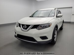 Used 2015 NISSAN ROGUE BH889803 for Sale