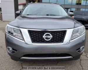 Used 2015 NISSAN PATHFINDER BH889826 for Sale