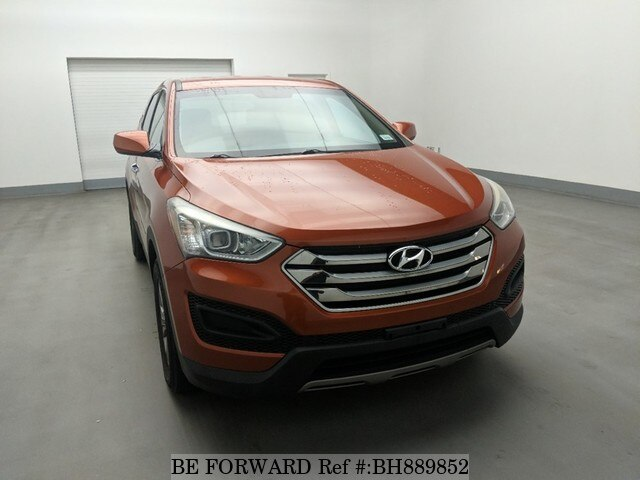 Used 2015 HYUNDAI SANTA FE BH889852 for Sale