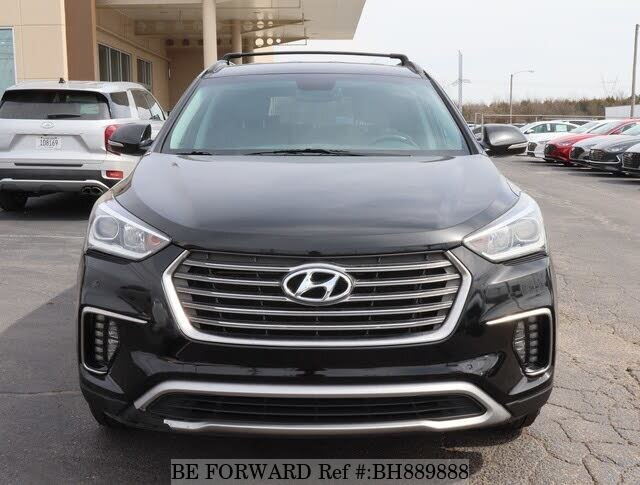 Used 2017 HYUNDAI SANTA FE BH889888 for Sale