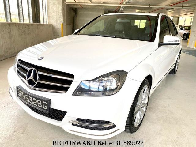 Used 2014 MERCEDES-BENZ C-CLASS BH889922 for Sale