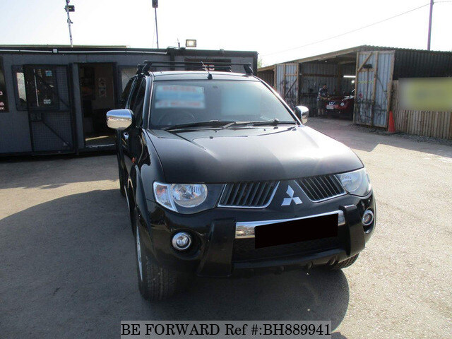 Used 2009 MITSUBISHI L200 BH889941 for Sale