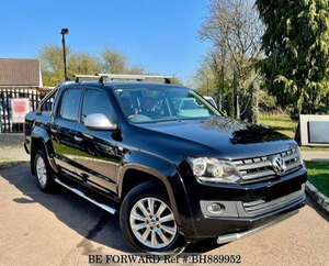 Used 2013 VOLKSWAGEN AMAROK BH889952 for Sale