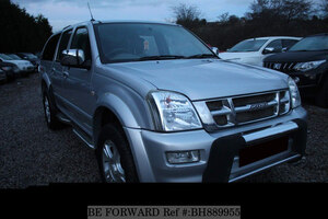 Used 2007 ISUZU RODEO BH889955 for Sale
