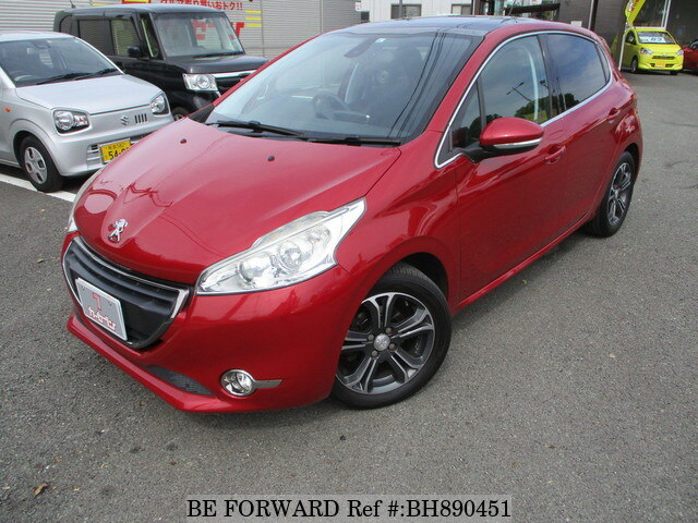 Used 2015 PEUGEOT 208 BH890451 for Sale