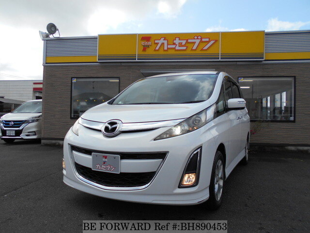 Used 2009 MAZDA BIANTE BH890453 for Sale