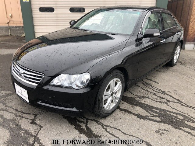 Used 2007 TOYOTA MARK X BH890469 for Sale