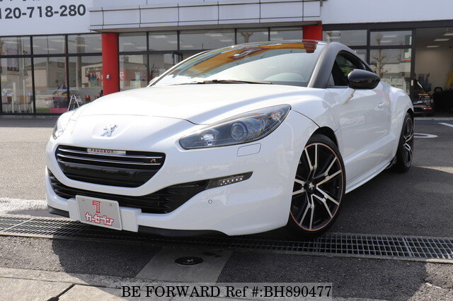 Used 2014 PEUGEOT RCZ BH890477 for Sale