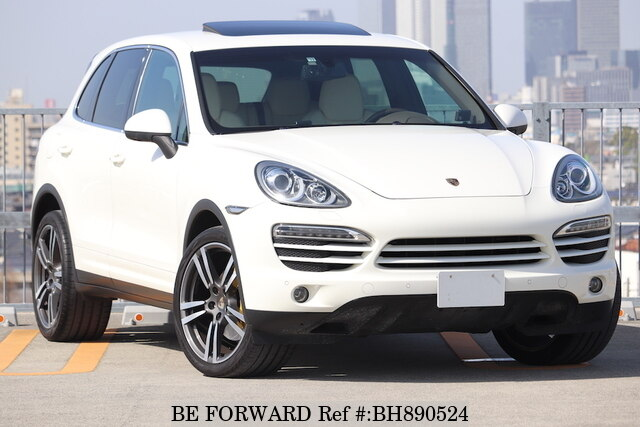 Used 2010 PORSCHE CAYENNE BH890524 for Sale