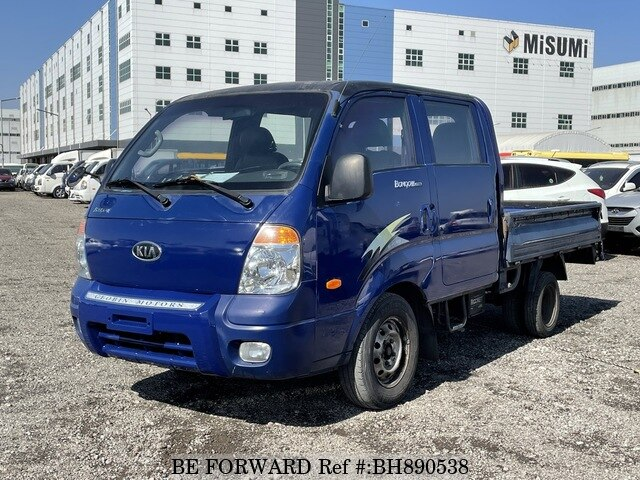 Used 2007 KIA BONGO BH890538 for Sale