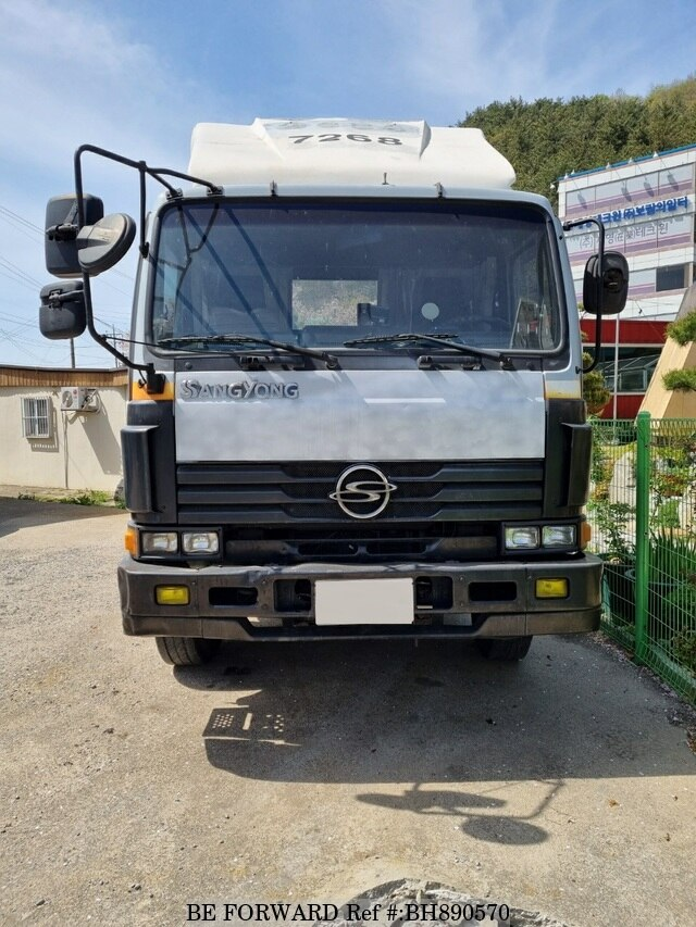 Used 1995 SSANGYONG SSANGYONG OTHERS BH890570 for Sale
