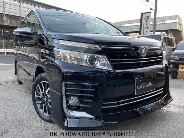 Used 2015 TOYOTA VOXY BH890603 for Sale