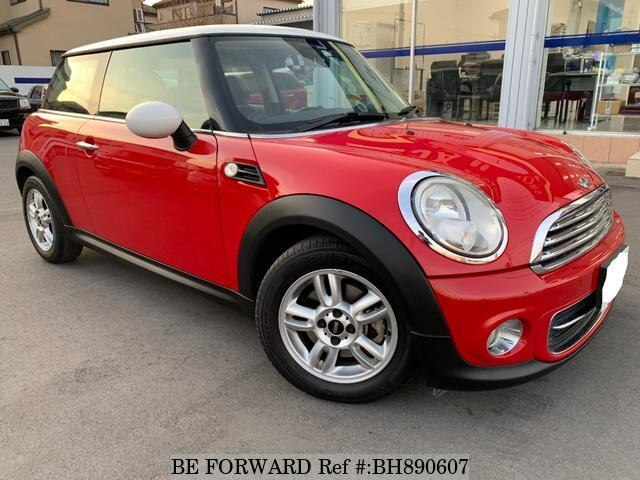 Used 2011 BMW MINI BH890607 for Sale