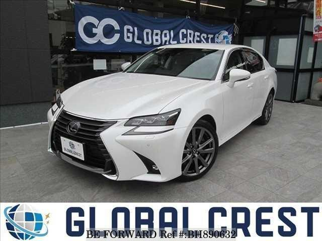 Used 2017 LEXUS GS BH890632 for Sale