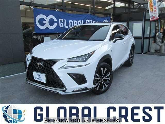 Used 2019 LEXUS NX BH890637 for Sale
