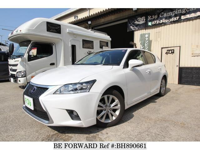 Used 2015 LEXUS CT BH890661 for Sale