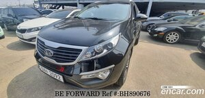 Used 2012 KIA SPORTAGE BH890676 for Sale