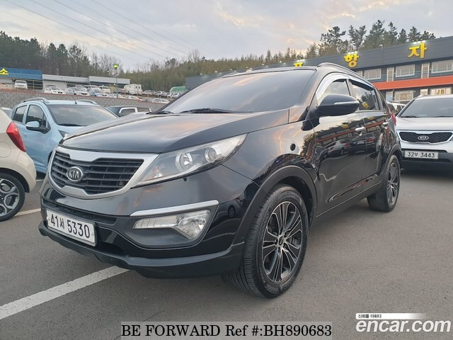 Used 2012 KIA SPORTAGE BH890683 for Sale