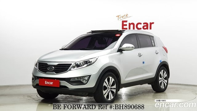 Used 2012 KIA SPORTAGE BH890688 for Sale