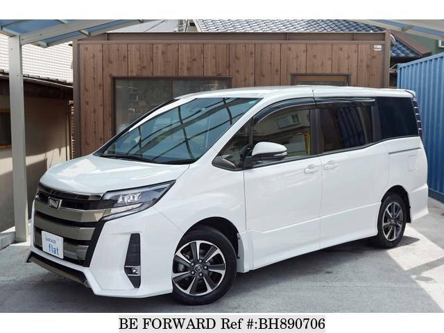 Used 2017 TOYOTA NOAH BH890706 for Sale