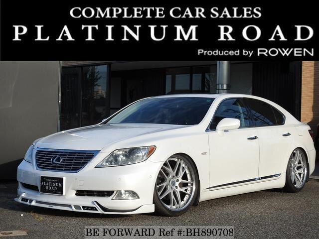 Used 2007 LEXUS LS BH890708 for Sale