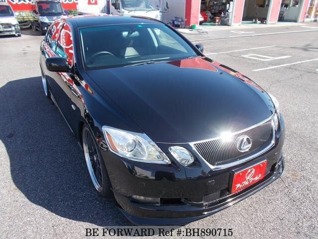 Used 2006 LEXUS GS BH890715 for Sale