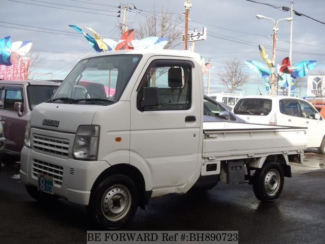 Used 2008 SUZUKI CARRY TRUCK BH890723 for Sale