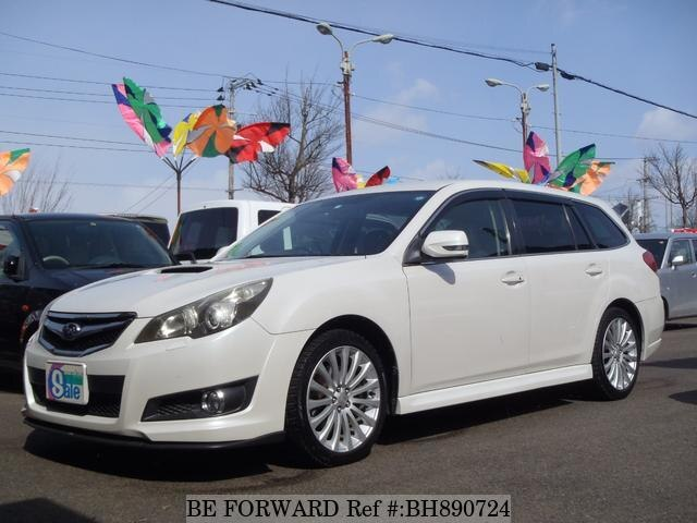 Used 2009 SUBARU LEGACY TOURING WAGON BH890724 for Sale