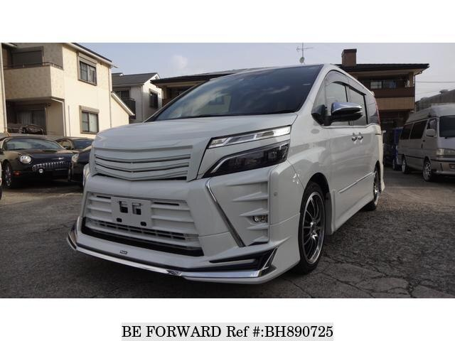Used 2018 TOYOTA VOXY BH890725 for Sale