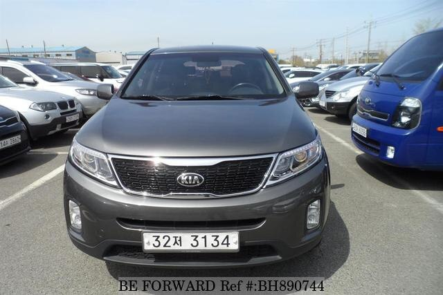 Used 2014 KIA SORENTO BH890744 for Sale