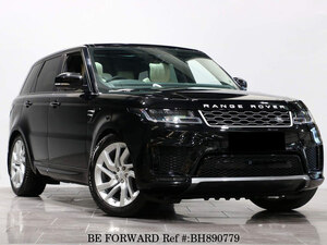 Used 2020 LAND ROVER RANGE ROVER SPORT BH890779 for Sale