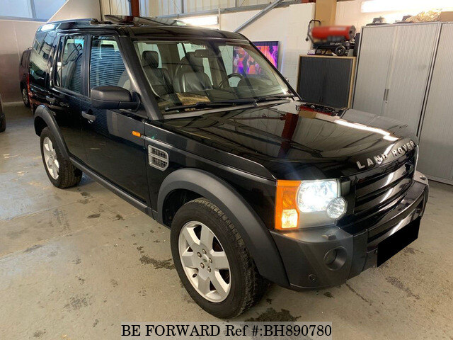 Used 2008 LAND ROVER DISCOVERY 3 BH890780 for Sale