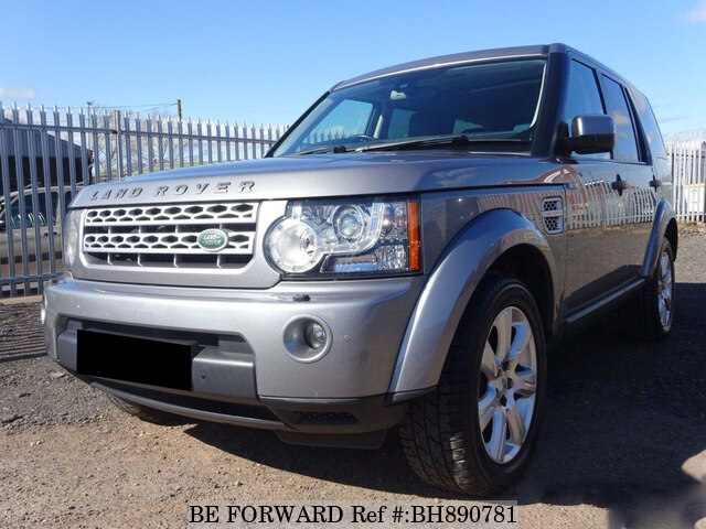 Used 2013 LAND ROVER DISCOVERY 4 BH890781 for Sale