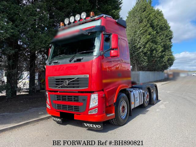 Used 2011 VOLVO FH BH890821 for Sale