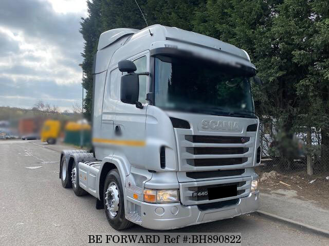 Used 2011 SCANIA R SERIES BH890822 for Sale