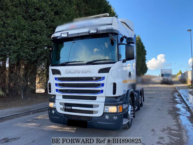 Used 2012 SCANIA R SERIES BH890825 for Sale