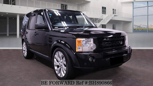 Used 2008 LAND ROVER DISCOVERY 3 BH890866 for Sale