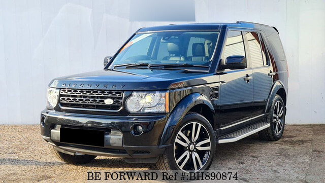 Used 2013 LAND ROVER DISCOVERY 4 BH890874 for Sale