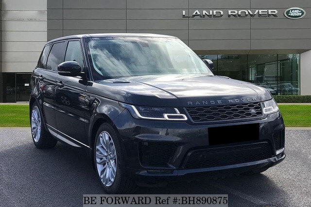 Used 2018 LAND ROVER RANGE ROVER SPORT BH890875 for Sale