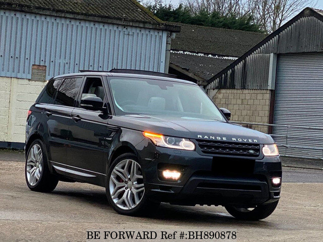 Used 2014 LAND ROVER RANGE ROVER SPORT BH890878 for Sale