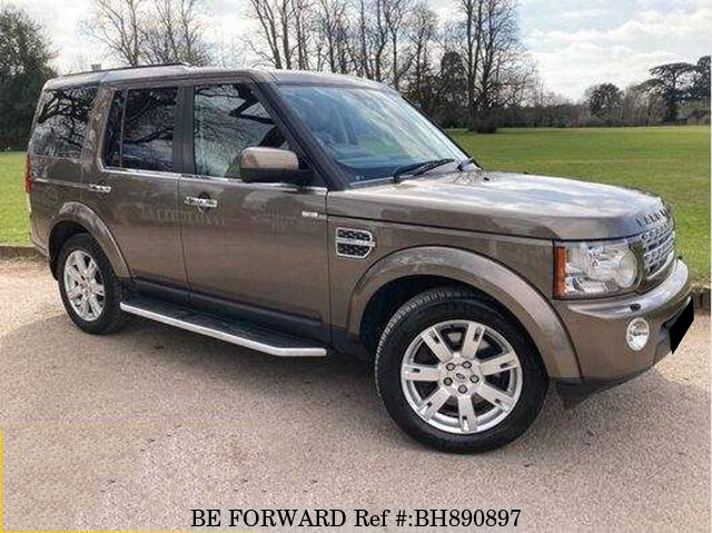 Used 2011 LAND ROVER DISCOVERY 4 BH890897 for Sale