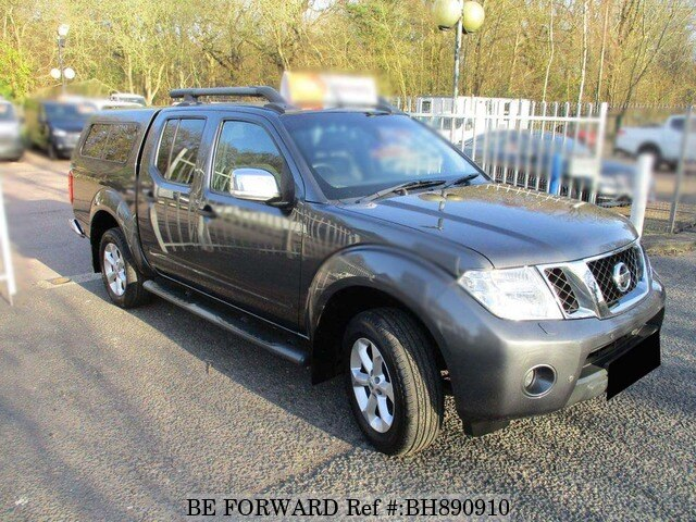 Used 2015 NISSAN NAVARA BH890910 for Sale
