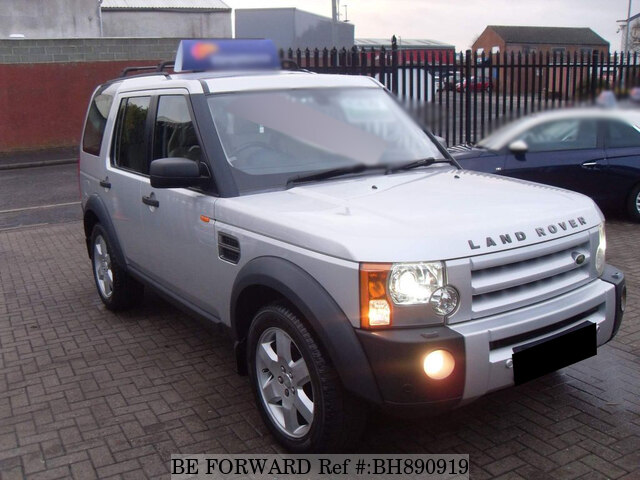 Used 2005 LAND ROVER DISCOVERY 3 BH890919 for Sale