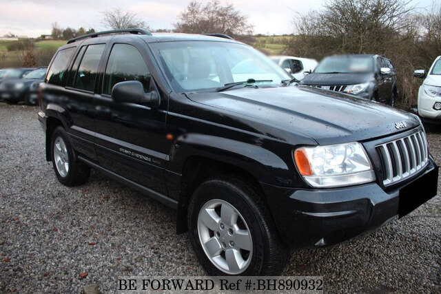 Used 2003 JEEP GRAND CHEROKEE BH890932 for Sale