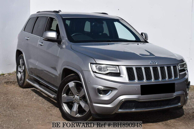 Used 2015 JEEP GRAND CHEROKEE BH890948 for Sale
