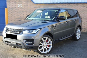 Used 2014 LAND ROVER RANGE ROVER SPORT BH890979 for Sale